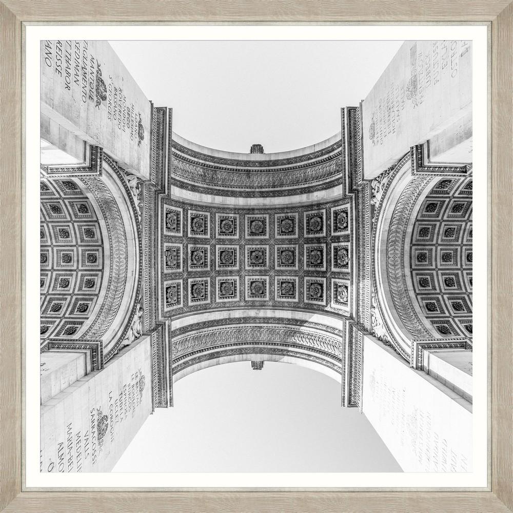 Tablou Framed Art Arch de Triomphe