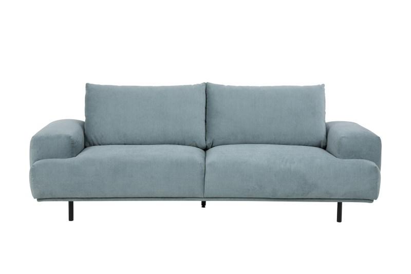 Canapea fixa 3 locuri Arlington Dusty Green