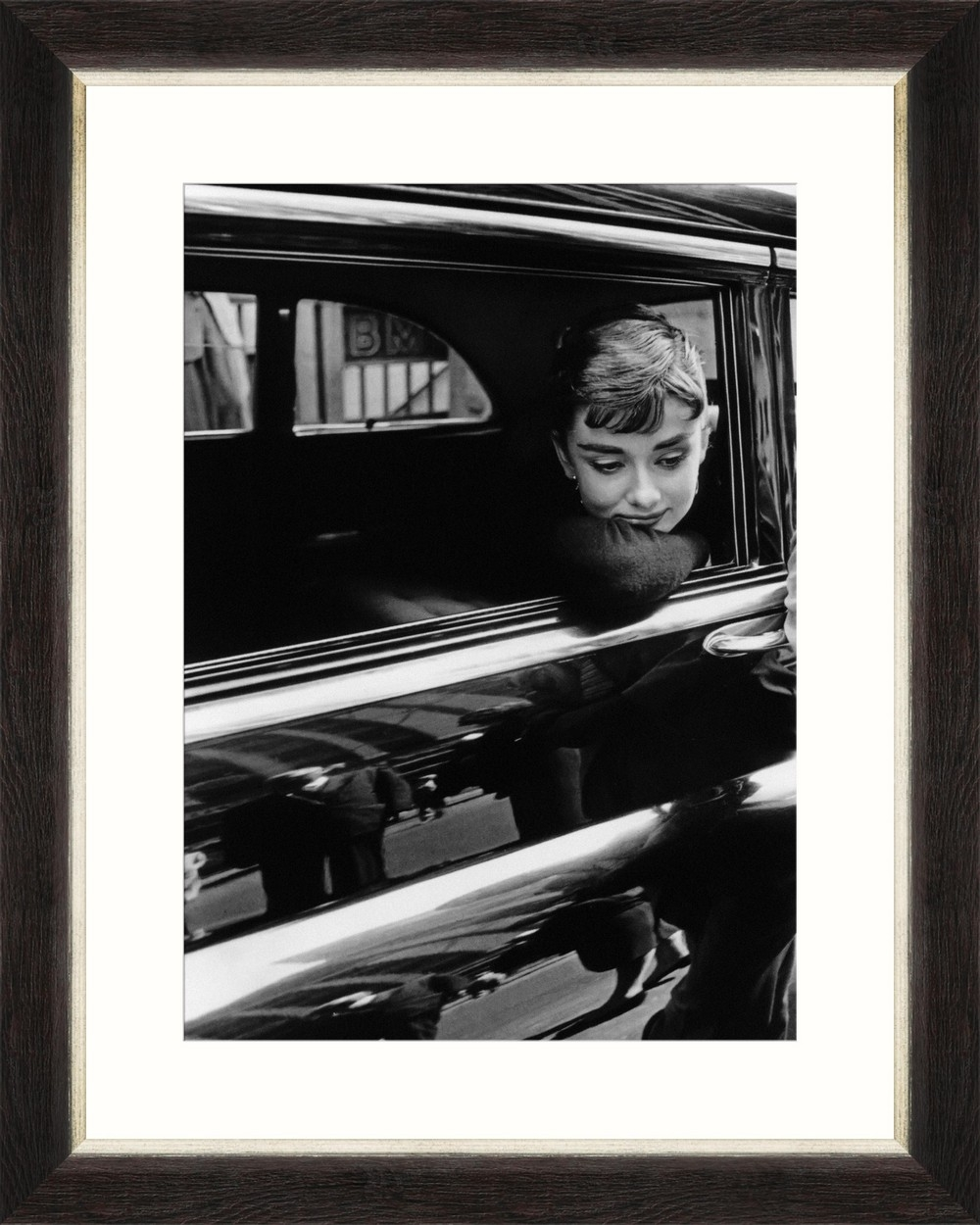 Tablou Framed Art Audrey Dreaming