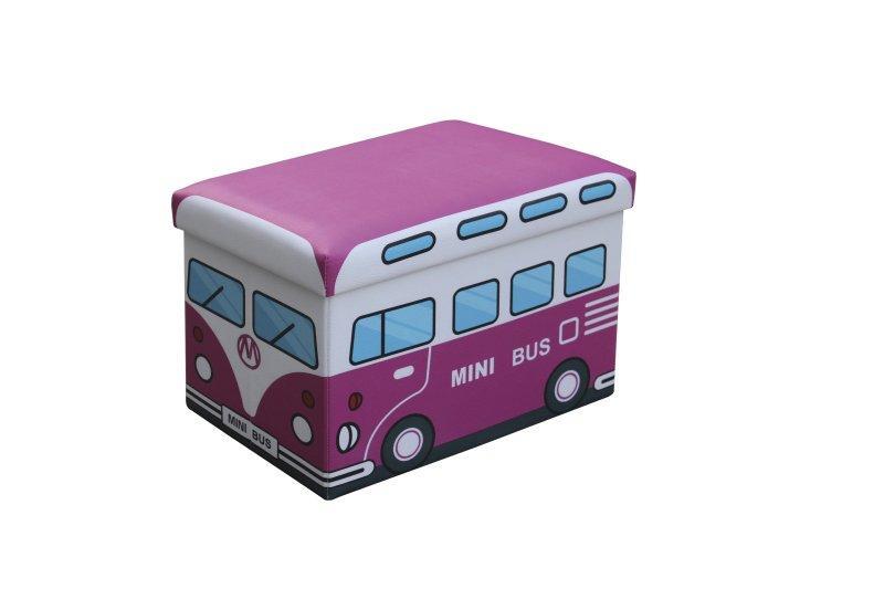 Taburet Pentru Copii Kiri Pink