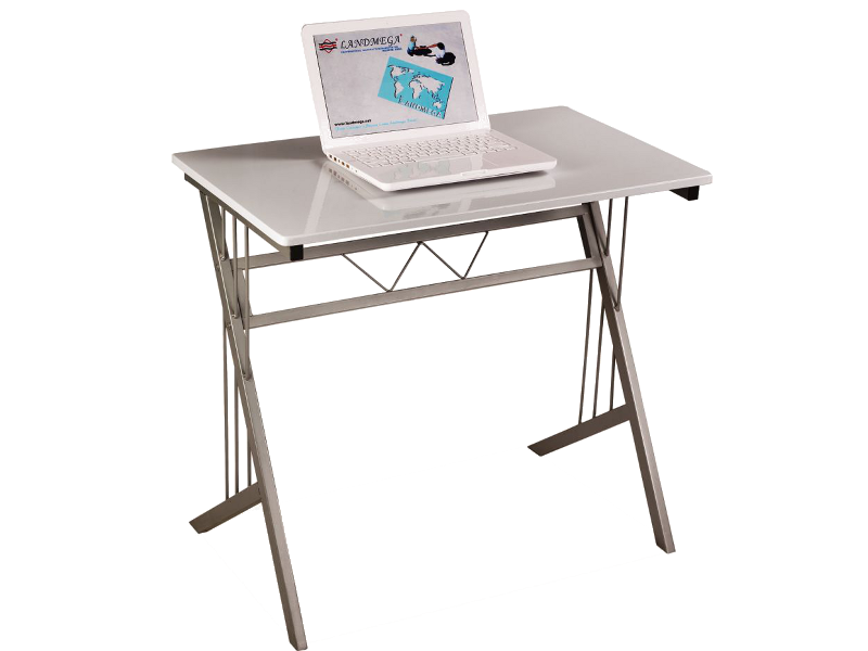 Masa de birou B-120, L80xl51xh72 cm imagine