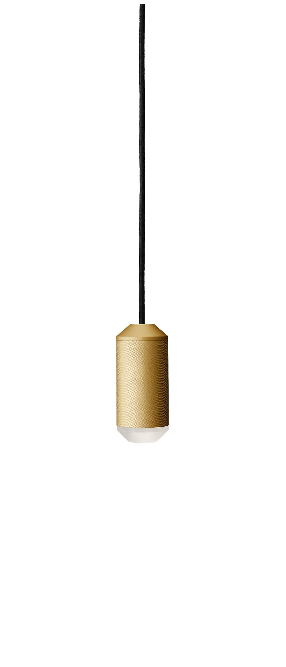 Lustra Backbeat / Acrylic bottom, Oslash;6,5 cm, H14,5 cm, Gold