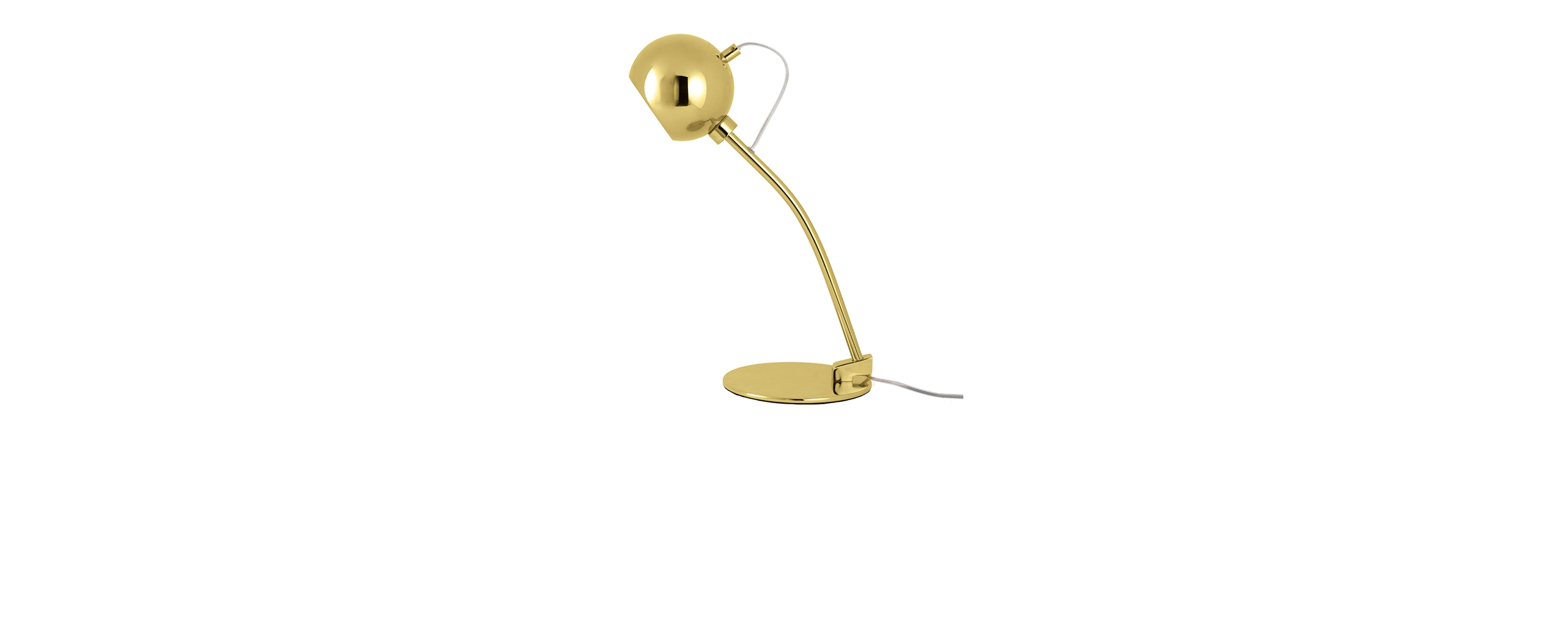 Lampa de birou Ball G9 Brass