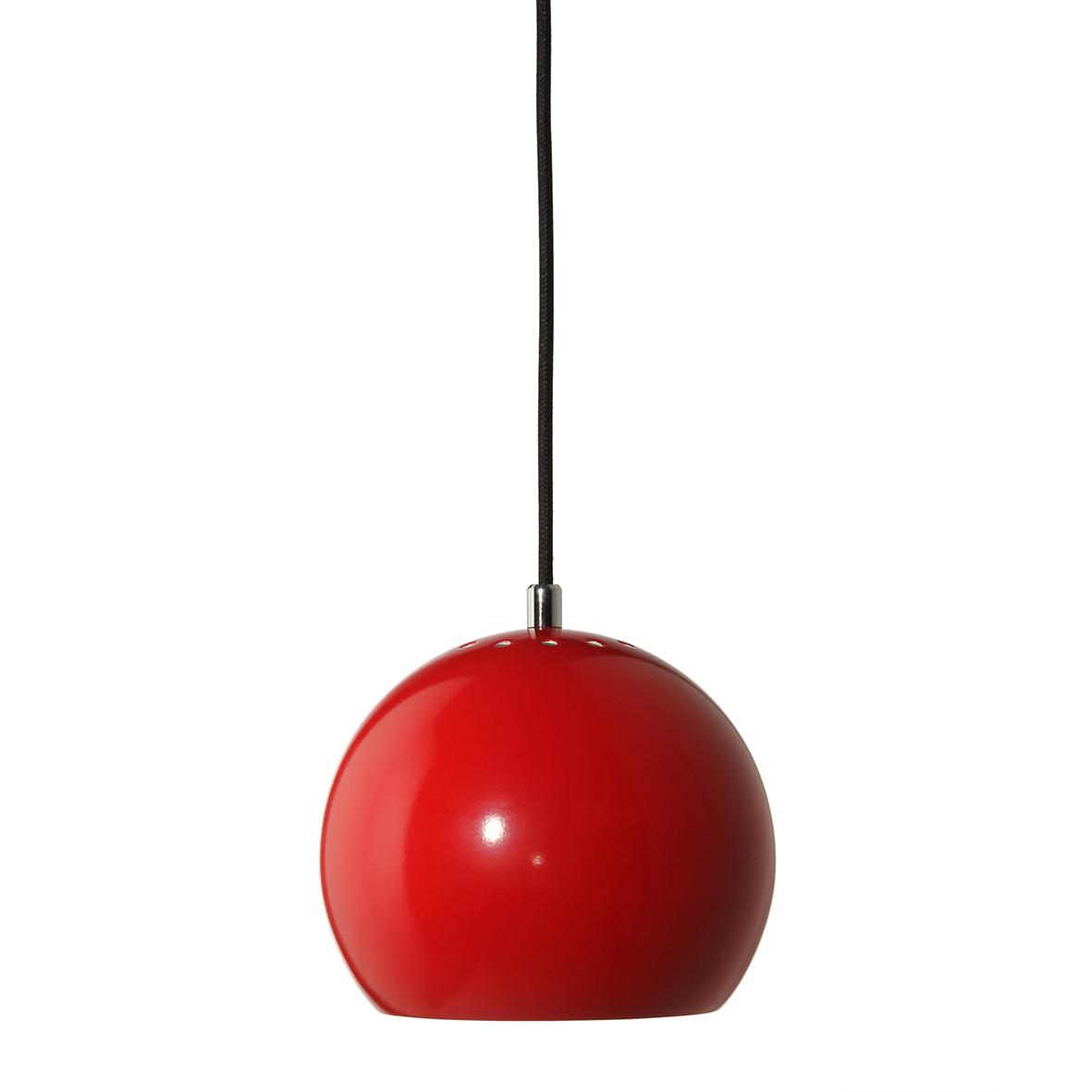 Lustra Ball Matt Red