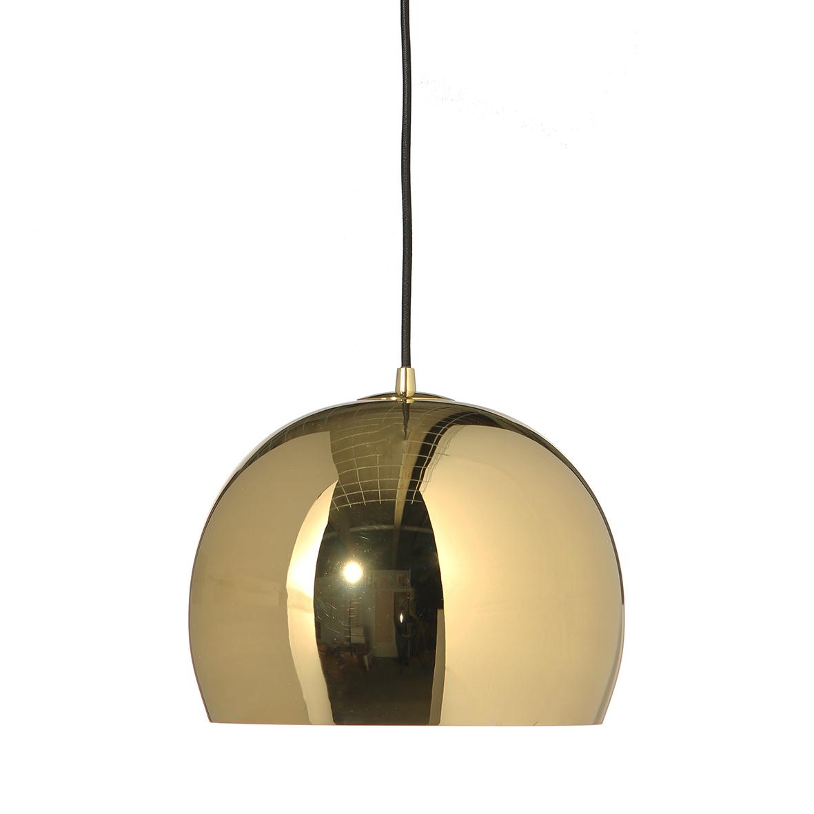Lustra Ball Brass Glossy, Ø 25 cm