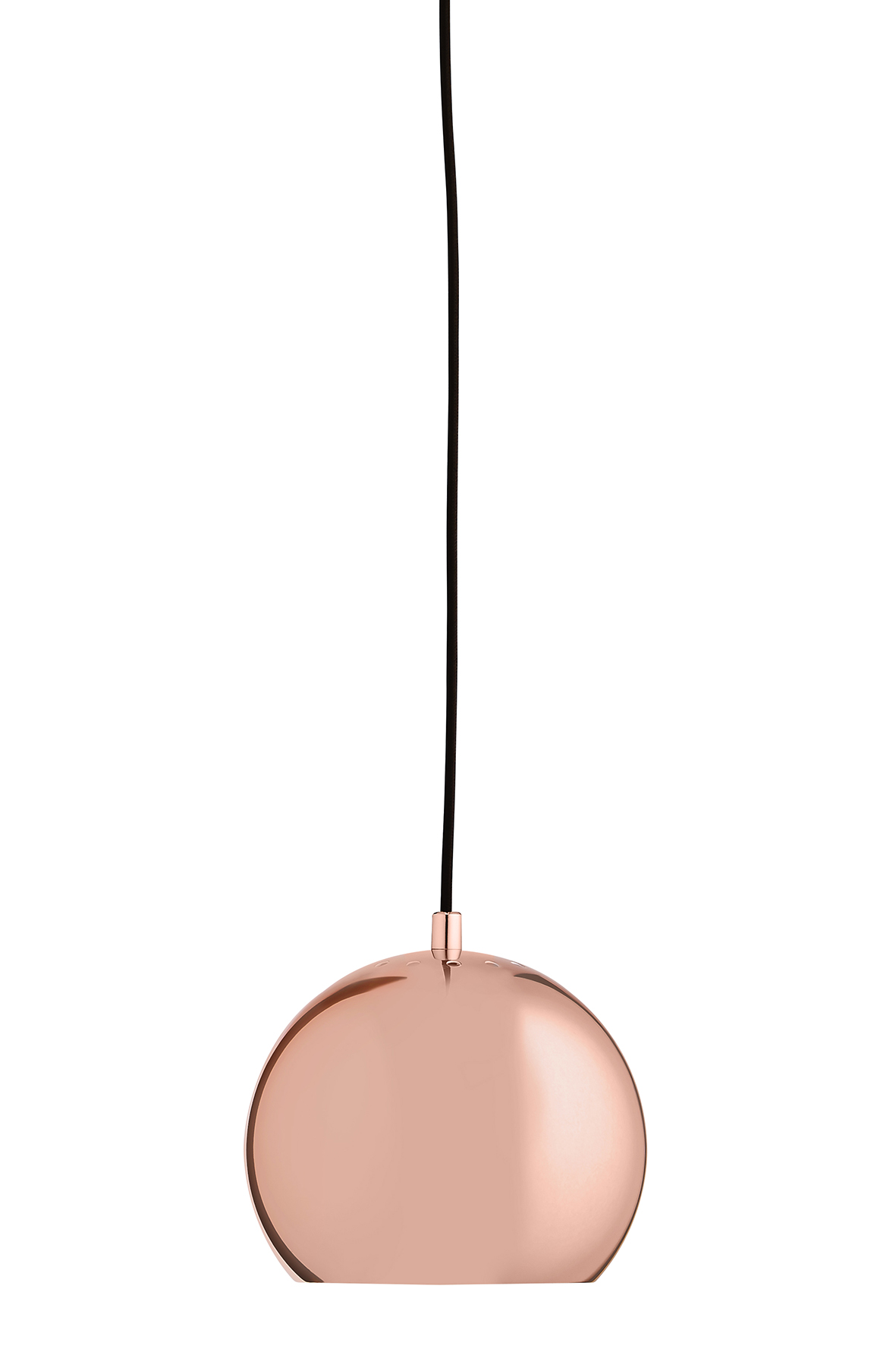 Lustra Ball Copper Glossy