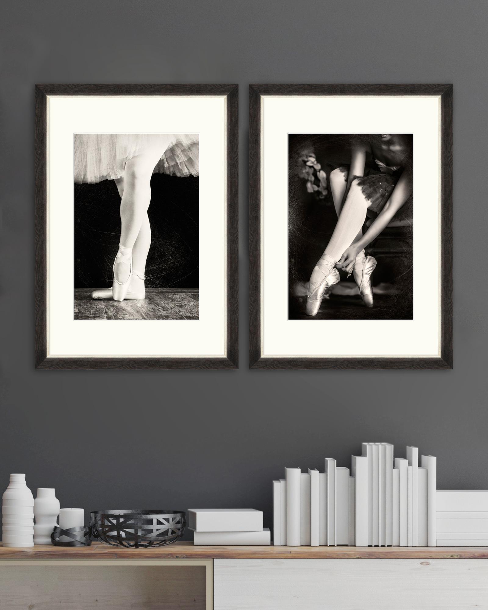 Tablou 2 piese Framed Art Ballerinas