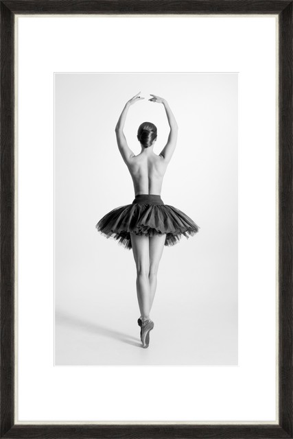 Tablou Framed Art Ballet Dance imagine