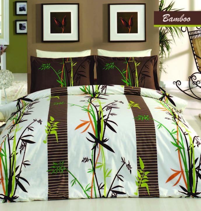 Lenjerie de pat Satin Bamboo