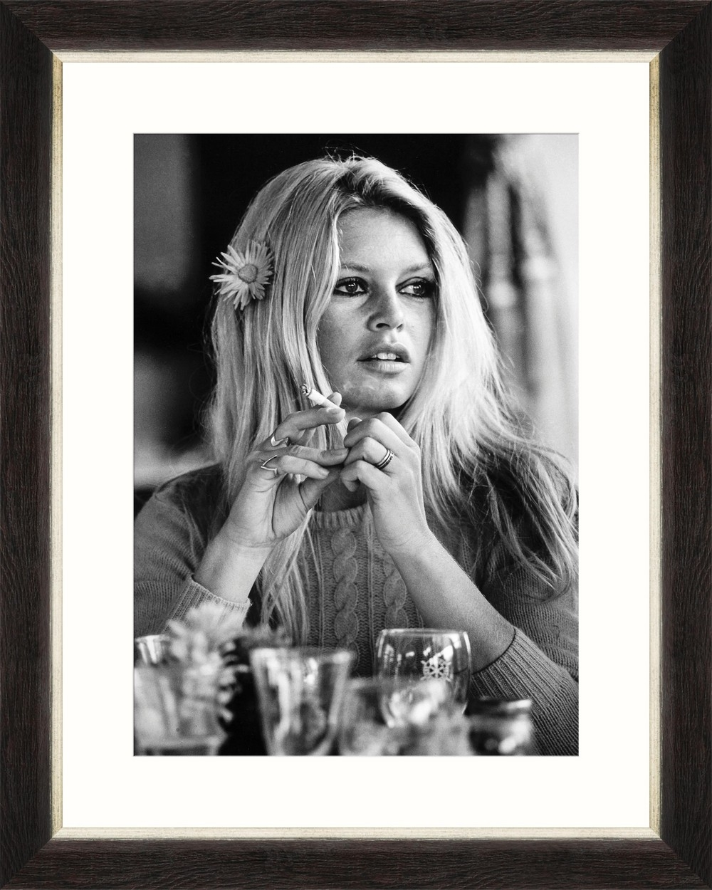 Tablou Framed Art Bardot