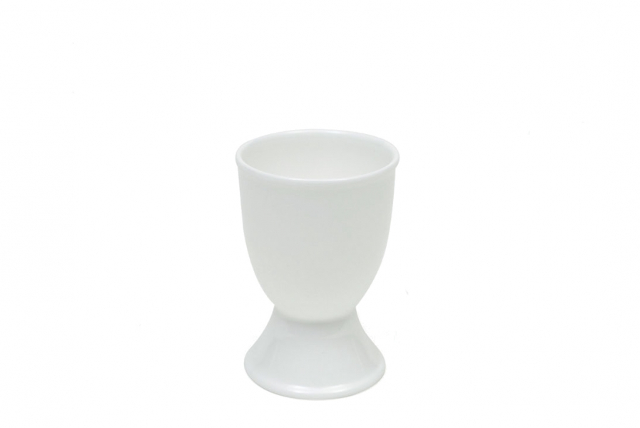 Set 6 cupe pentru oua Cashmere, Portelan, 4.5x7 cm title=Set 6 cupe pentru oua Cashmere, Portelan, 4.5x7 cm