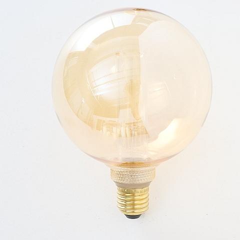 Bec decorativ Toka LED, Ø12xH17 cm