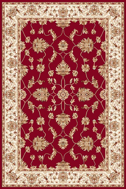 Covor Begonia Dark Red, Wilton