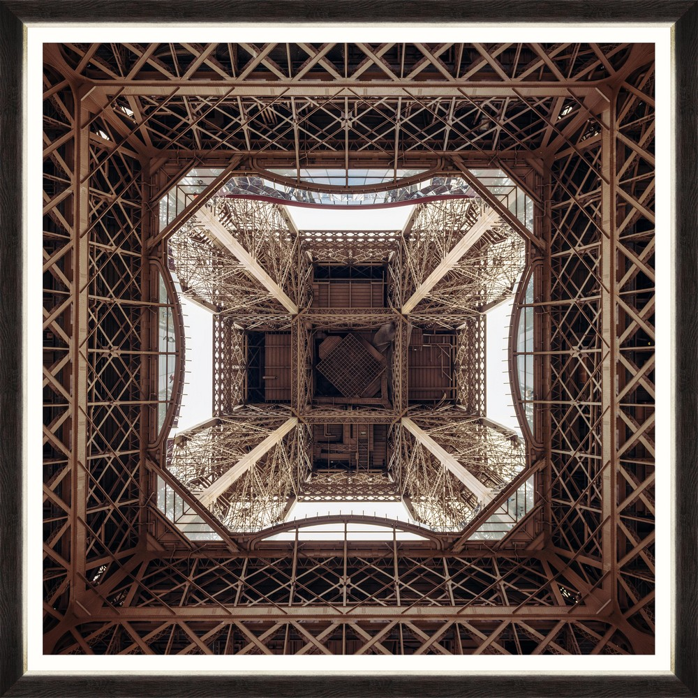 Tablou Framed Art Bellow Eiffel Tower