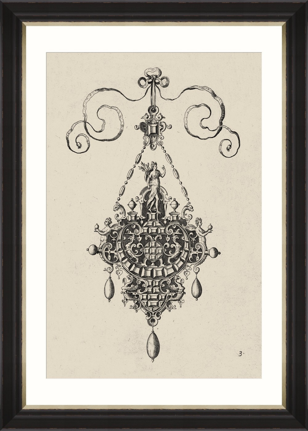 Tablou Framed Art Bijoux III