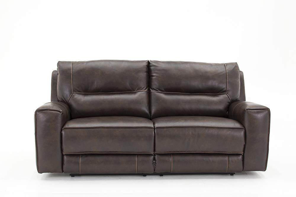 Canapea 3 locuri recliner Berkeley Brown