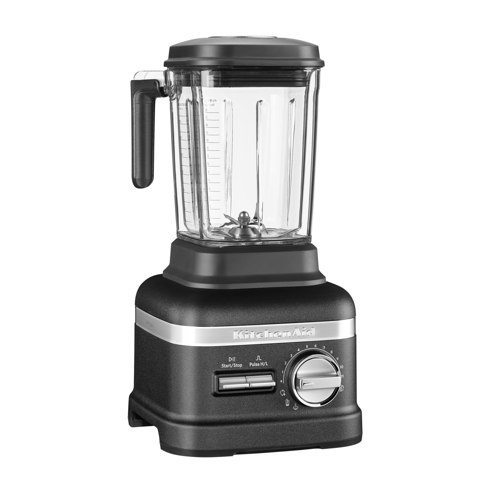 Blender Artisan Power Plus 5KSB8270E, 12 trepte de viteza, 2,6 L,1800W, KitchenAid imagine