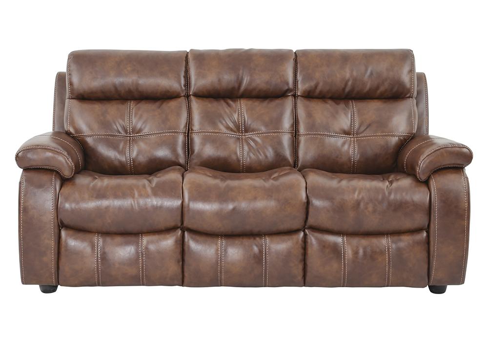 Canapea Fixa 3 Locuri Bellini Brown