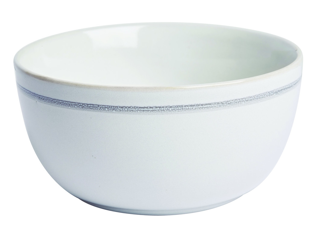 Set boluri cereale, Patine Stoneware, White, Ø 15 cm, Jamie Oliver, 4 piese imagine