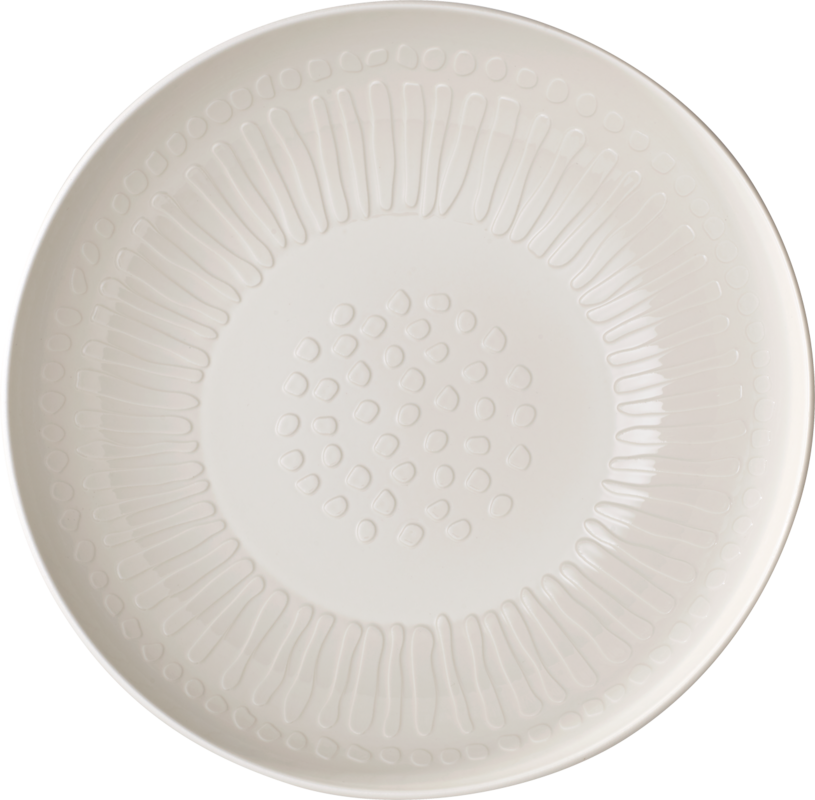 Bol servire din portelan, It's my Match Blossom Alb, 2L, Villeroy & Boch imagine