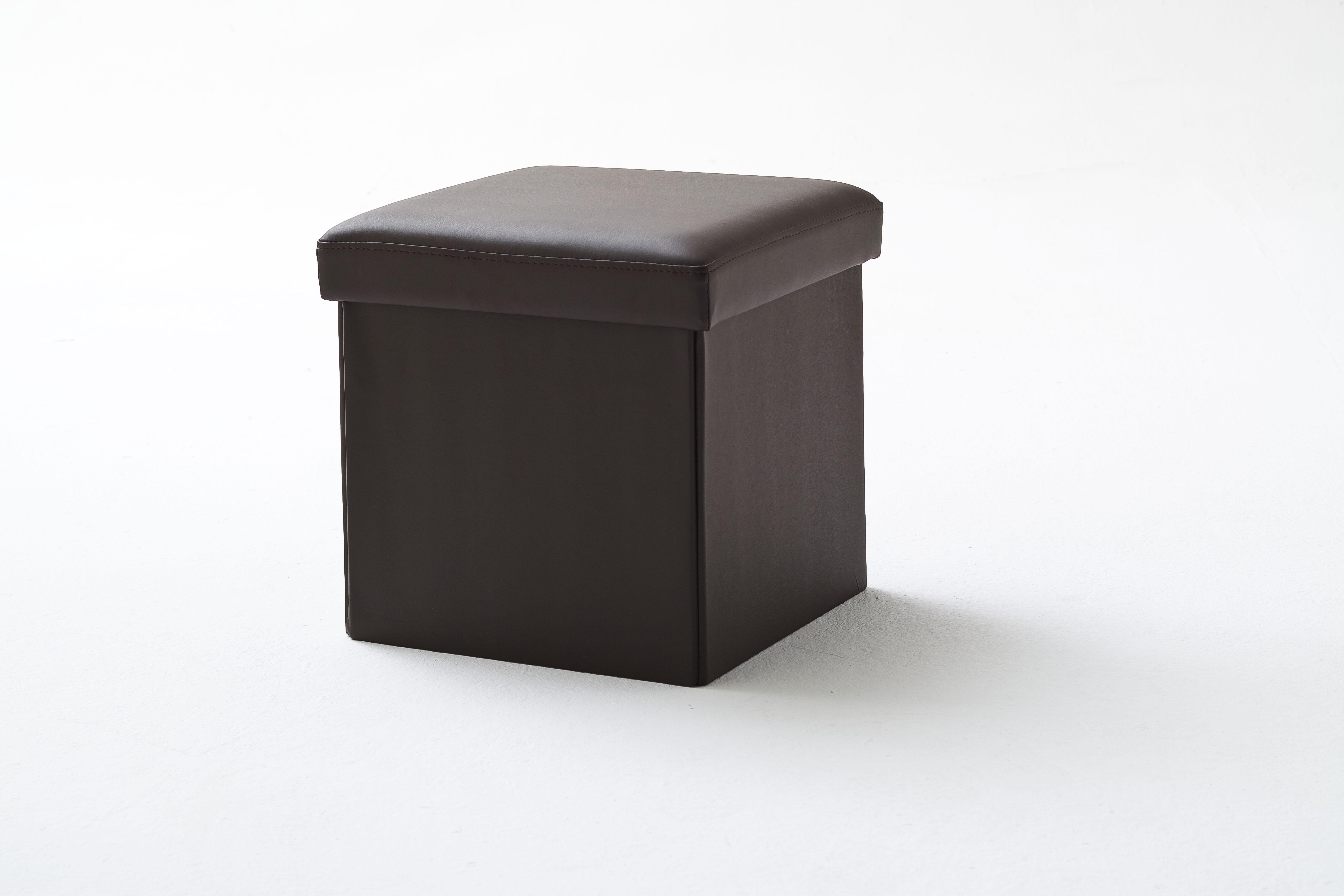 Taburet tapitat Box Maro