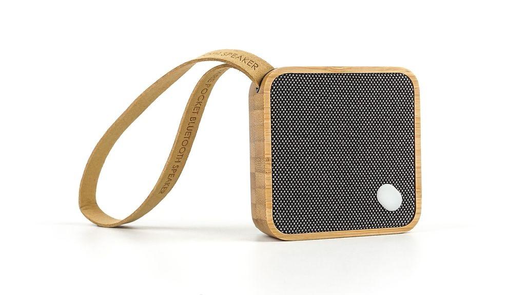 Boxa Bluetooth portabila MI Square Cherry imagine