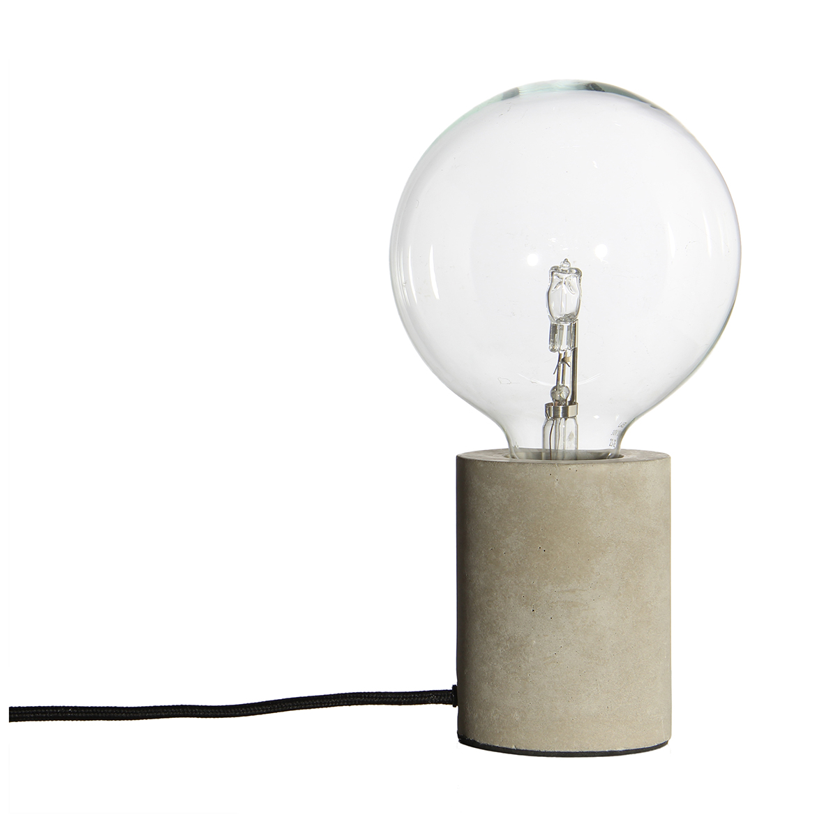 Lampa de birou Bristol Concrete