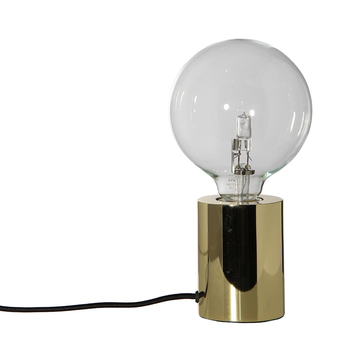 Lampa de birou Bristol Brass Glossy