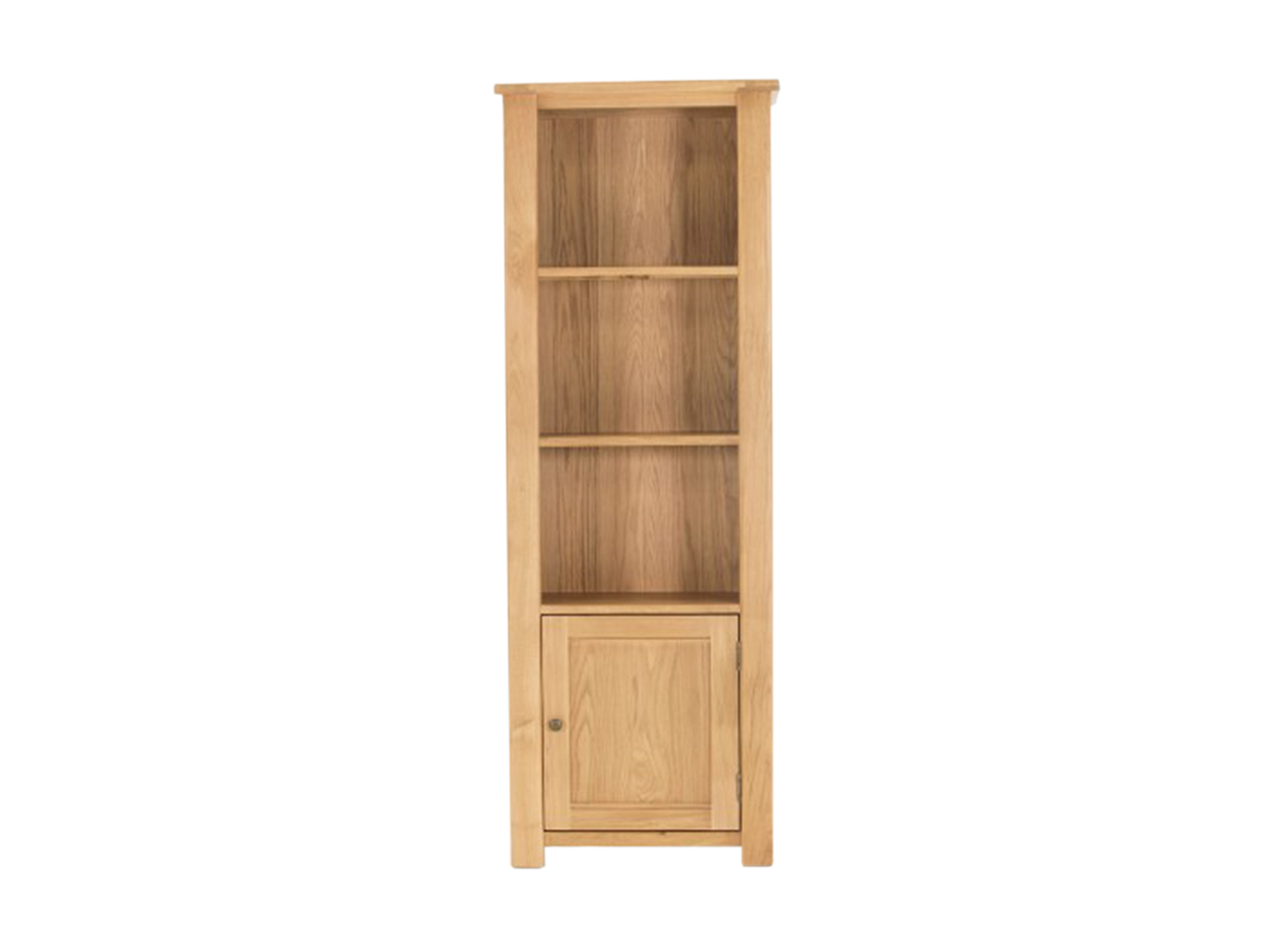 Biblioteca din lemn de stejar Breeze