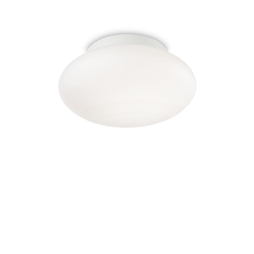 Plafoniera Bubble PL1 White imagine
