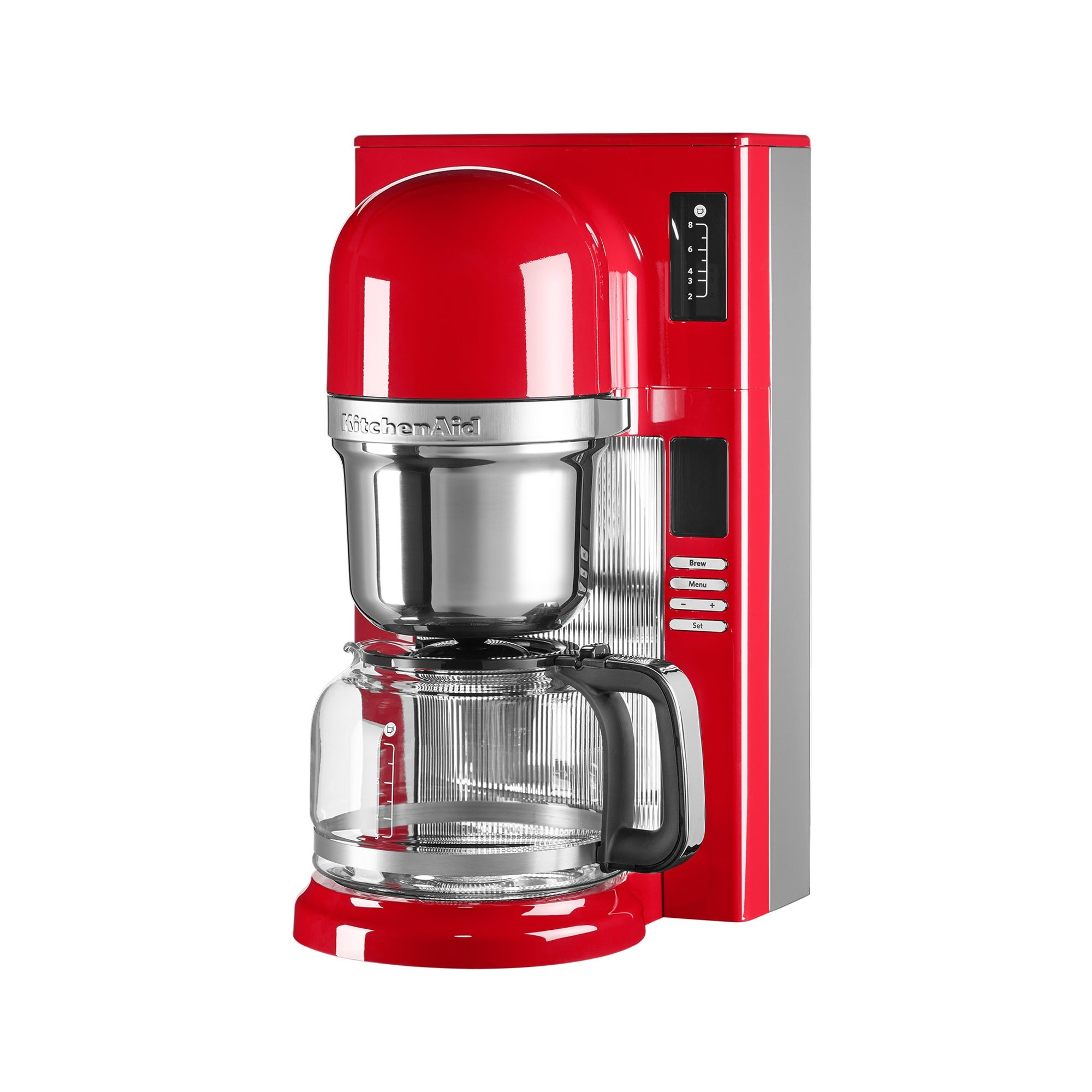 Cafetiera programabila 5KCM0802E, 1,2 L, 1250W, KitchenAid imagine