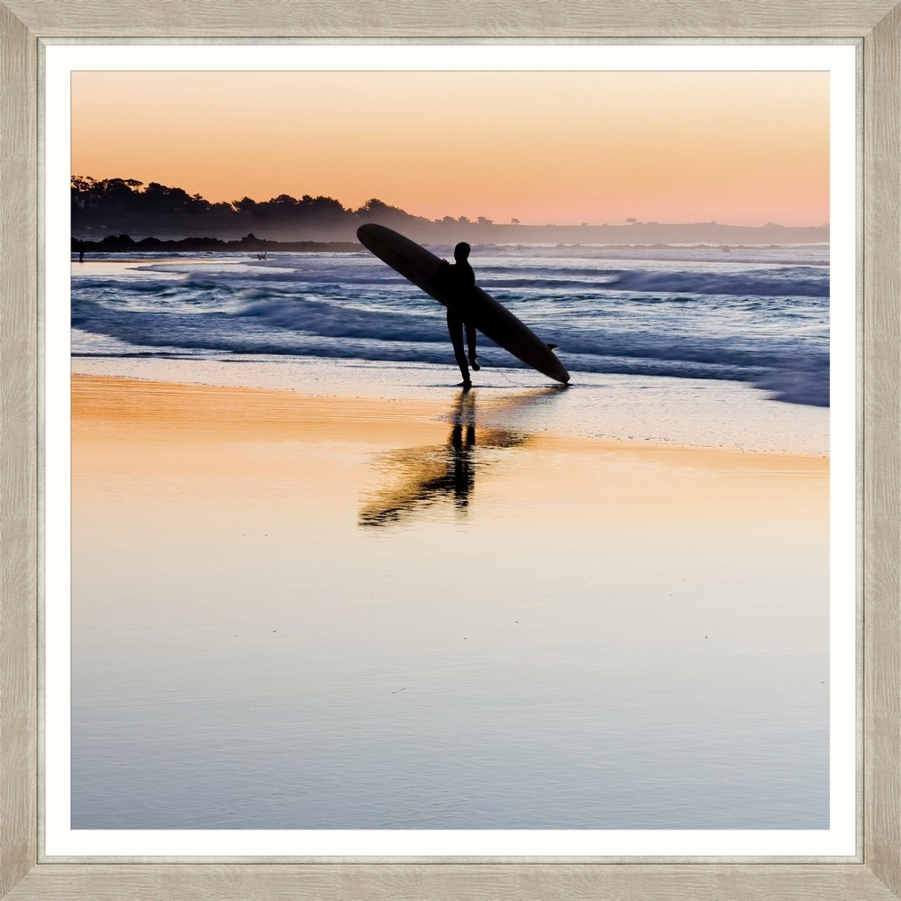 Tablou Framed Art California Surfin