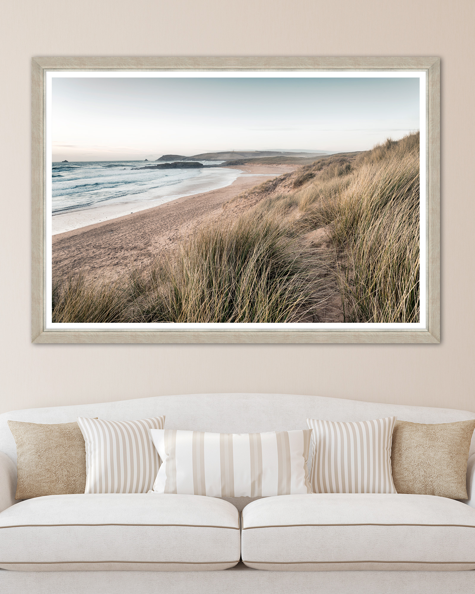Tablou Framed Art Calm Beach
