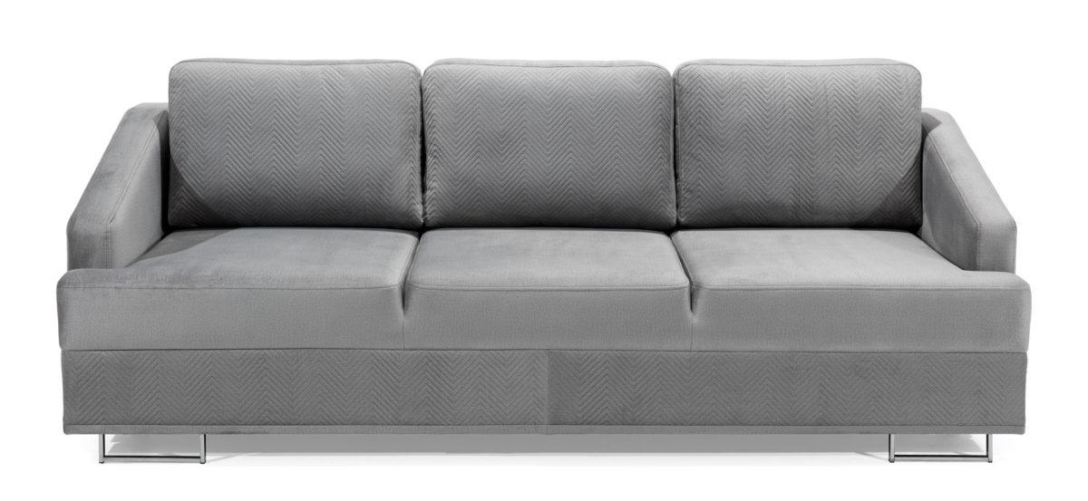 Canapea extensibila 3 locuri, Bucco, l225xA100xH75 cm