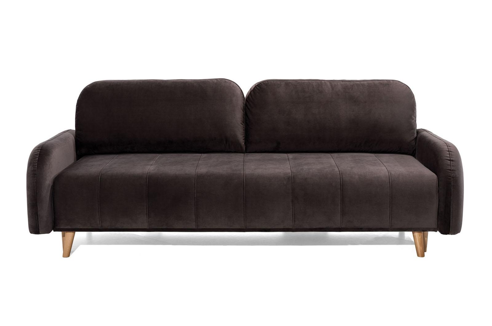 Canapea extensibila 3 locuri, Domi, l230xA100xH88 cm
