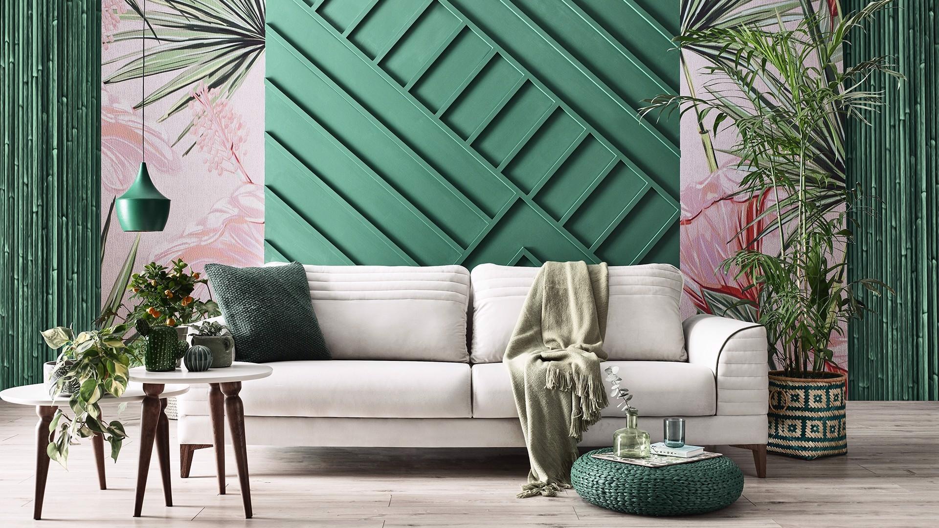 Canapea extensibila cu lada de depozitare, tapitata cu stofa, 3 locuri Gloria Ivoir, l237xA94xH81 cm