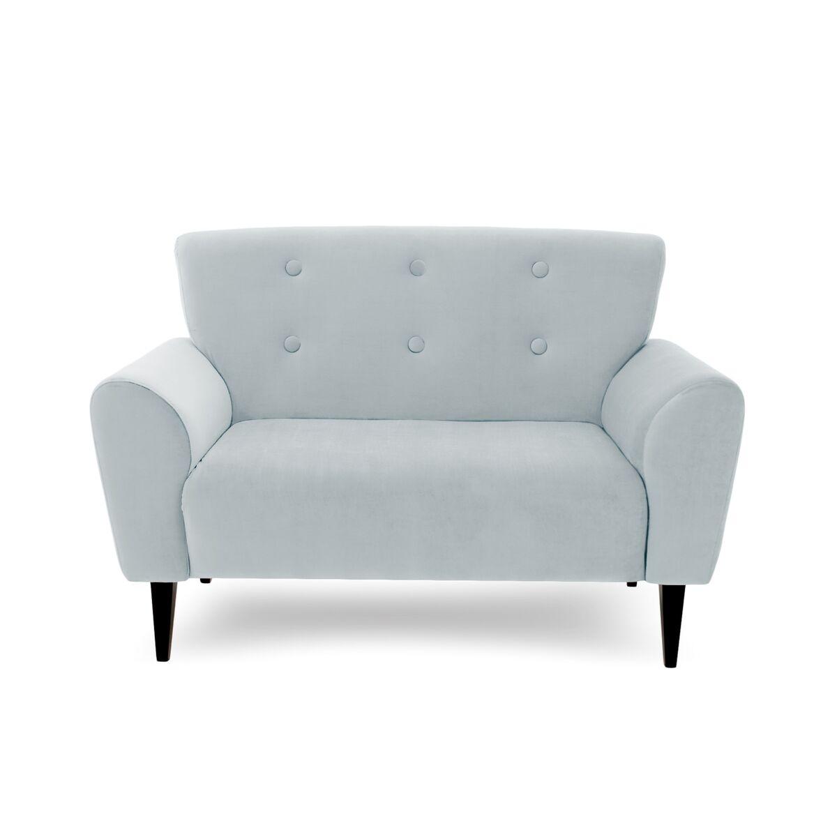 Canapea Fixa 2 locuri Kiara Sky Blue