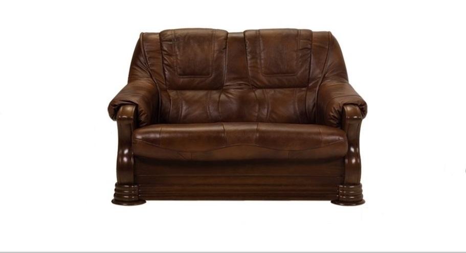 Canapea fixa 2 locuri Parma L145xA96xH95 cm