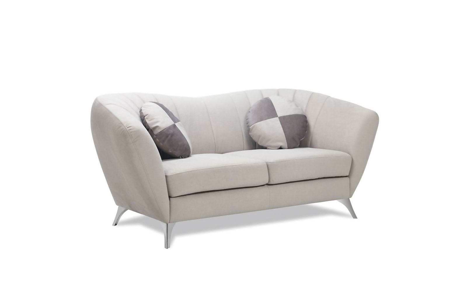 Canapea fixa 2 locuri Vittorio, l190xA100xH85 cm