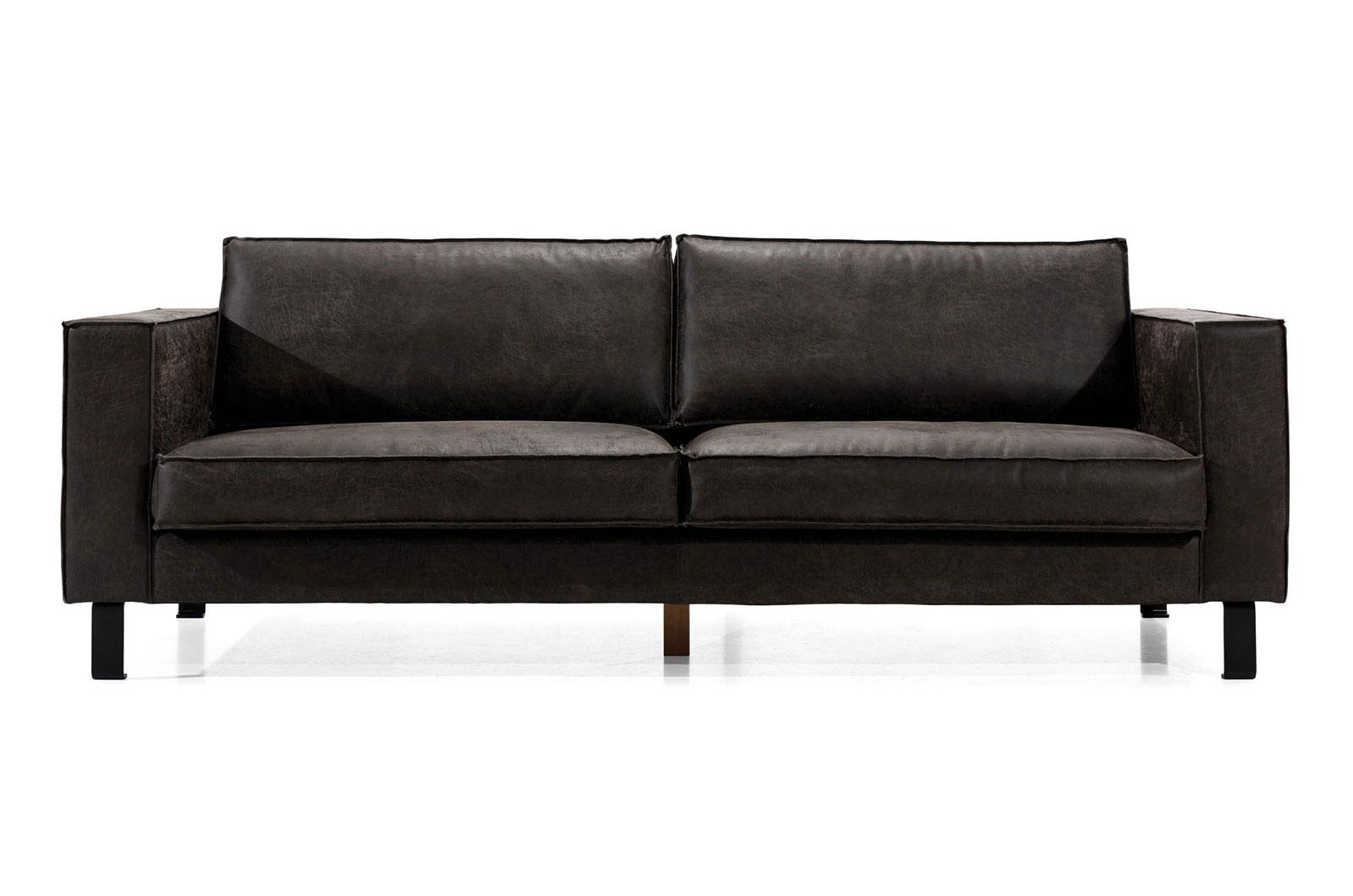 Canapea fixa 3 locuri Amsterdam, l230xA90xH83 cm
