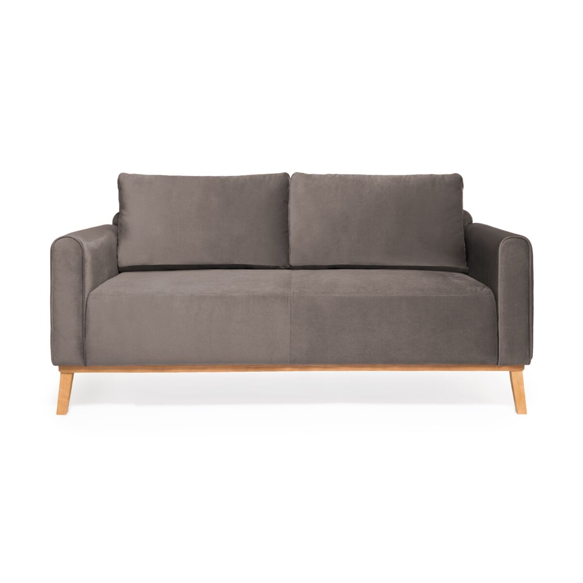 Canapea Fixa 3 locuri Milton Trend Grey