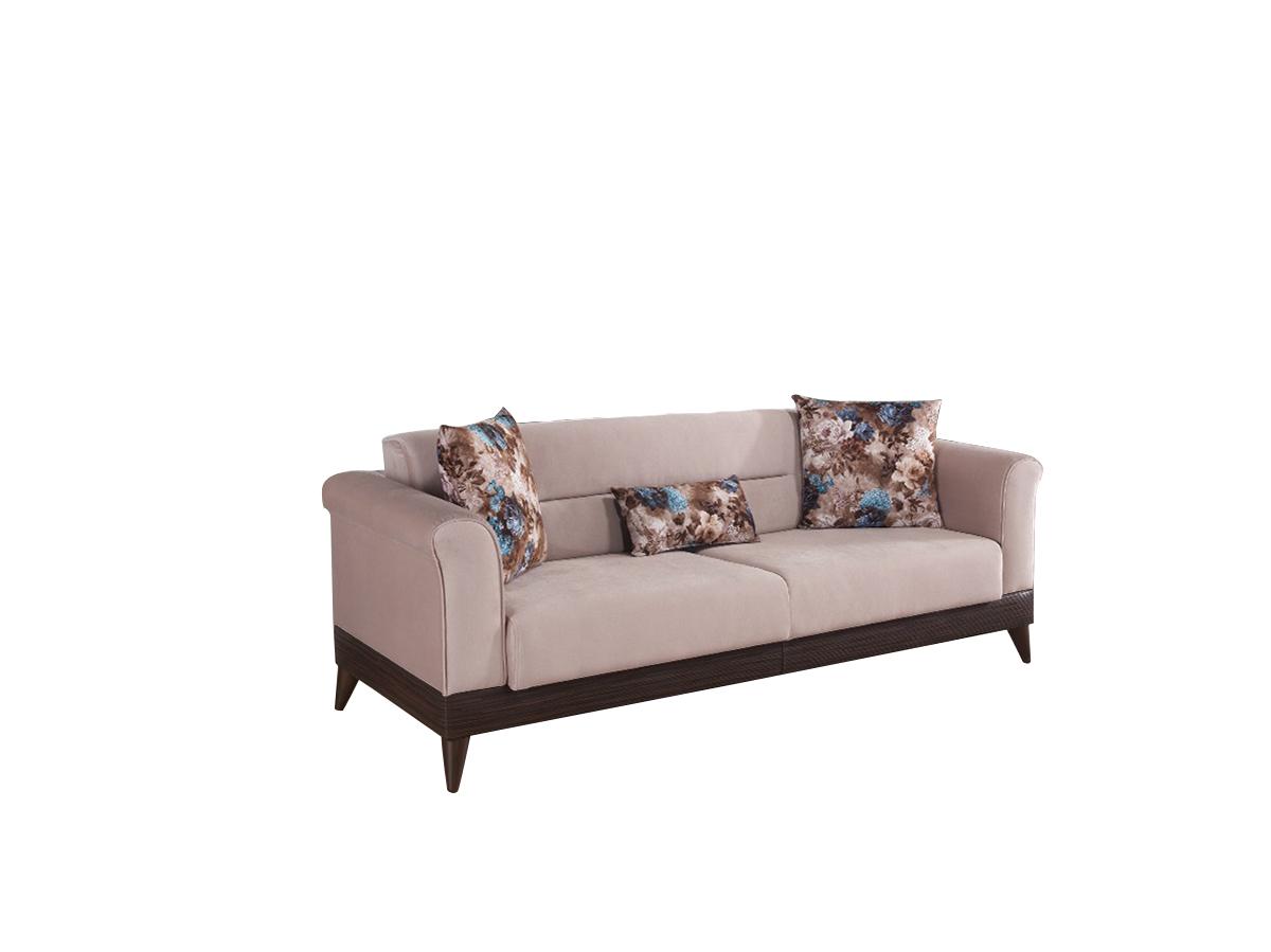 Canapea Extensibila Bej - 5094