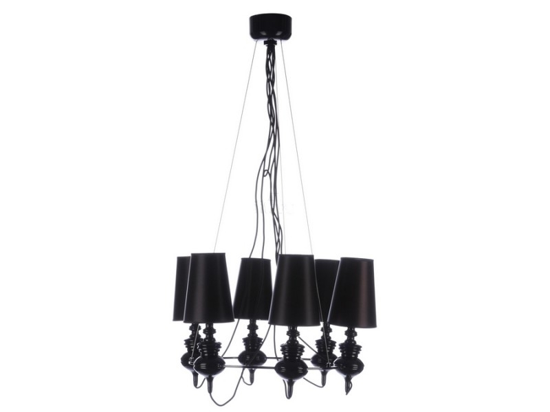 Candelabru Baroco Negru Imagine