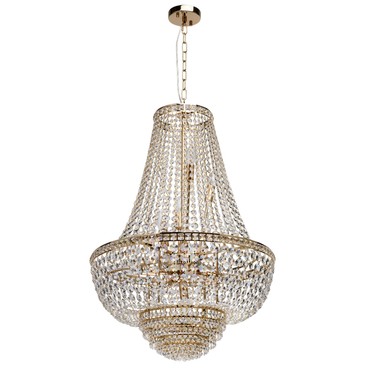 Candelabru MW-Light Crystal 447011509 imagine