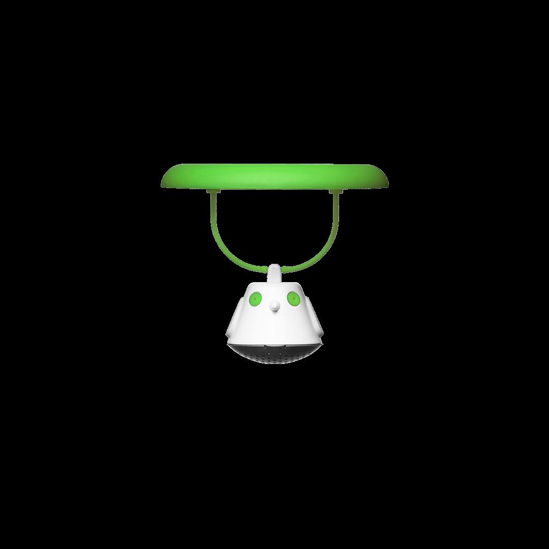 Capsula infuzor ceai si capac Birdie Green, QDO din categoria Cafea si Ceai