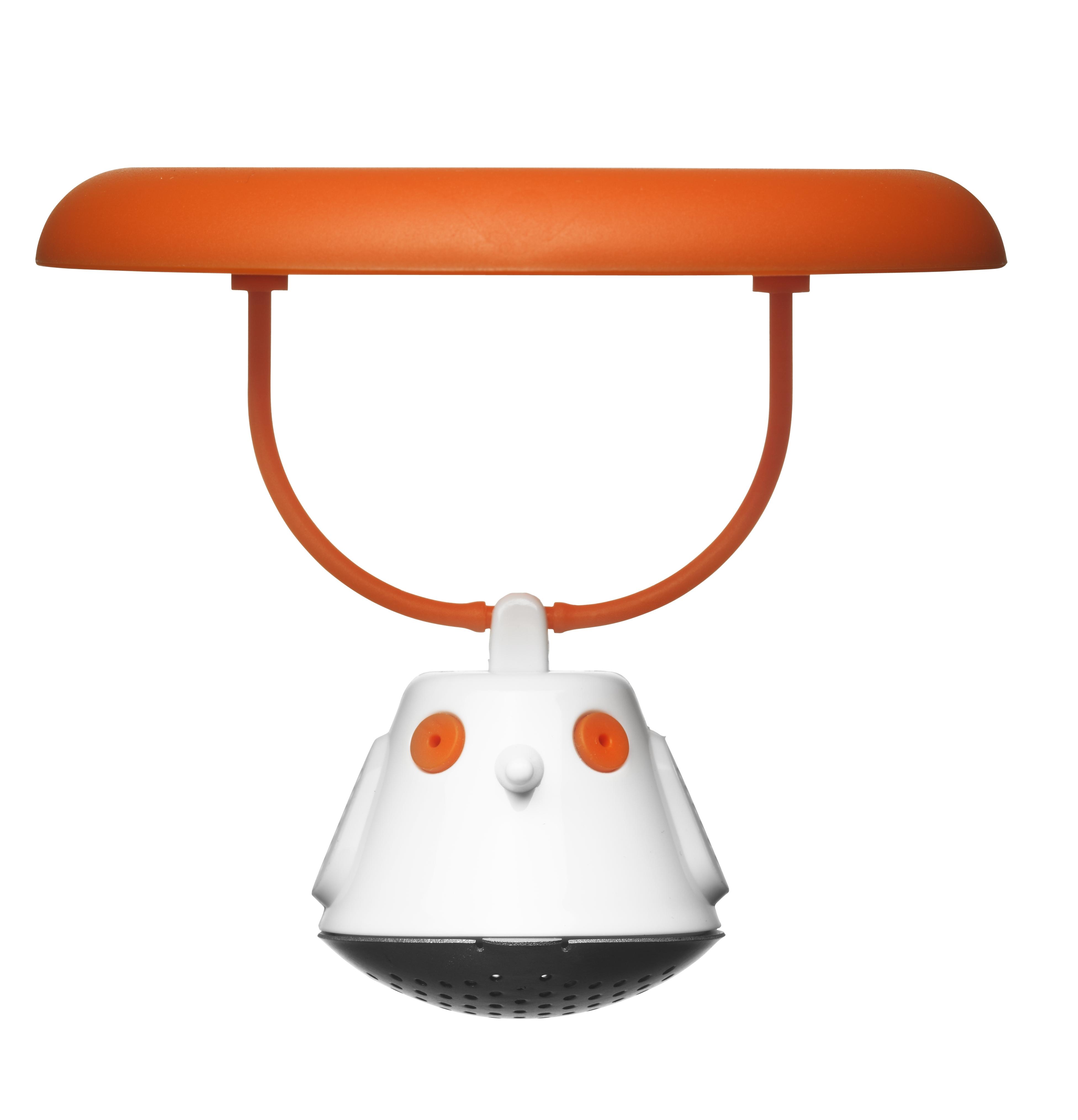 Capsula infuzor ceai si capac Birdie Orange, QDO din categoria Cafea si Ceai
