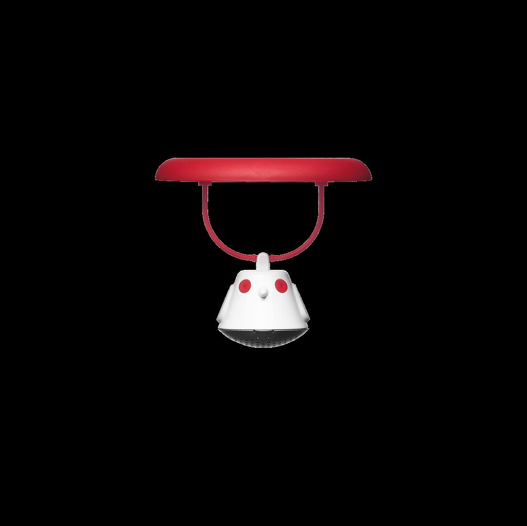 Capsula infuzor ceai si capac Birdie Red, QDO din categoria Cafea si Ceai
