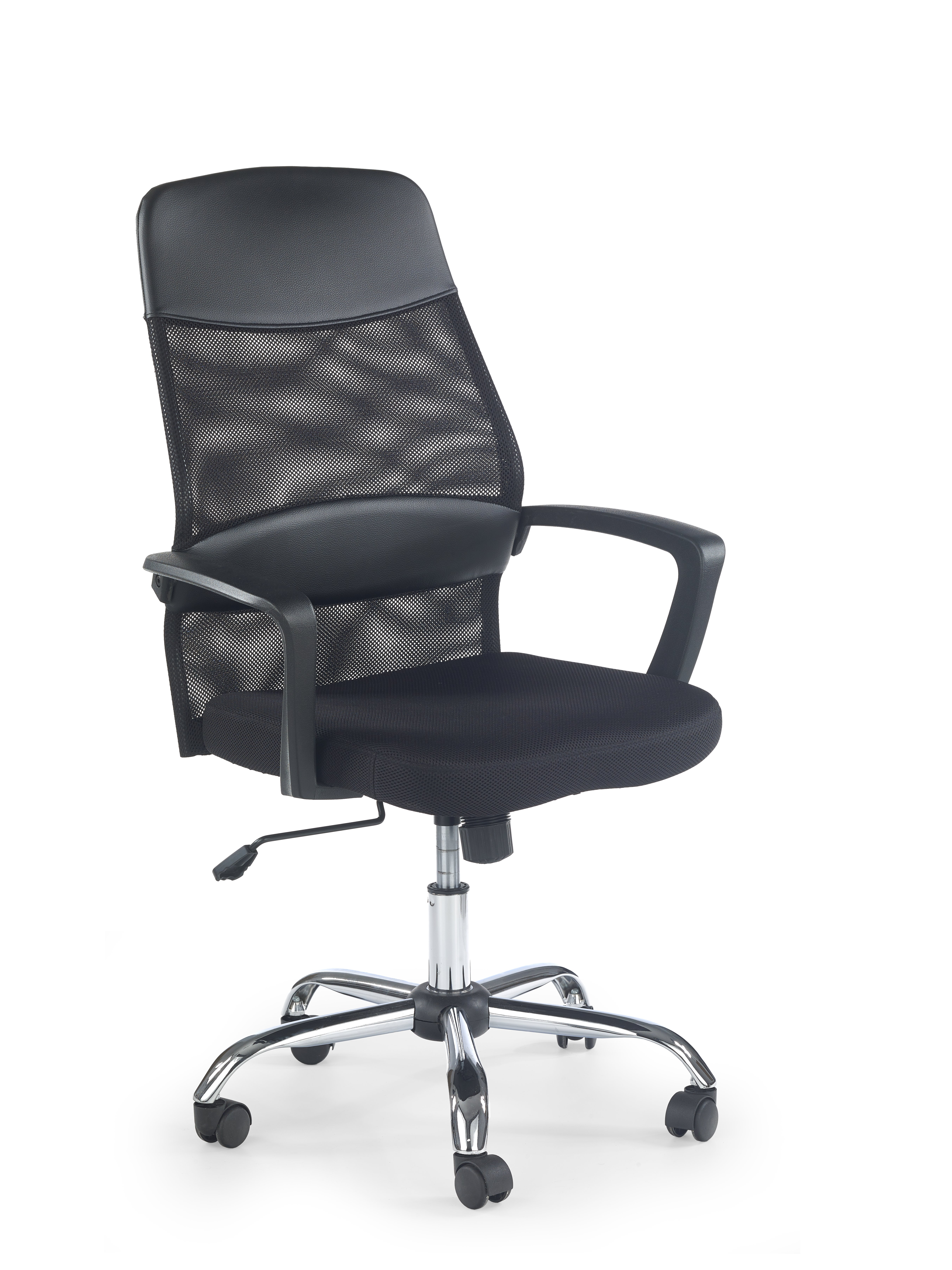 Scaun de birou ergonomic Carbon Black poza