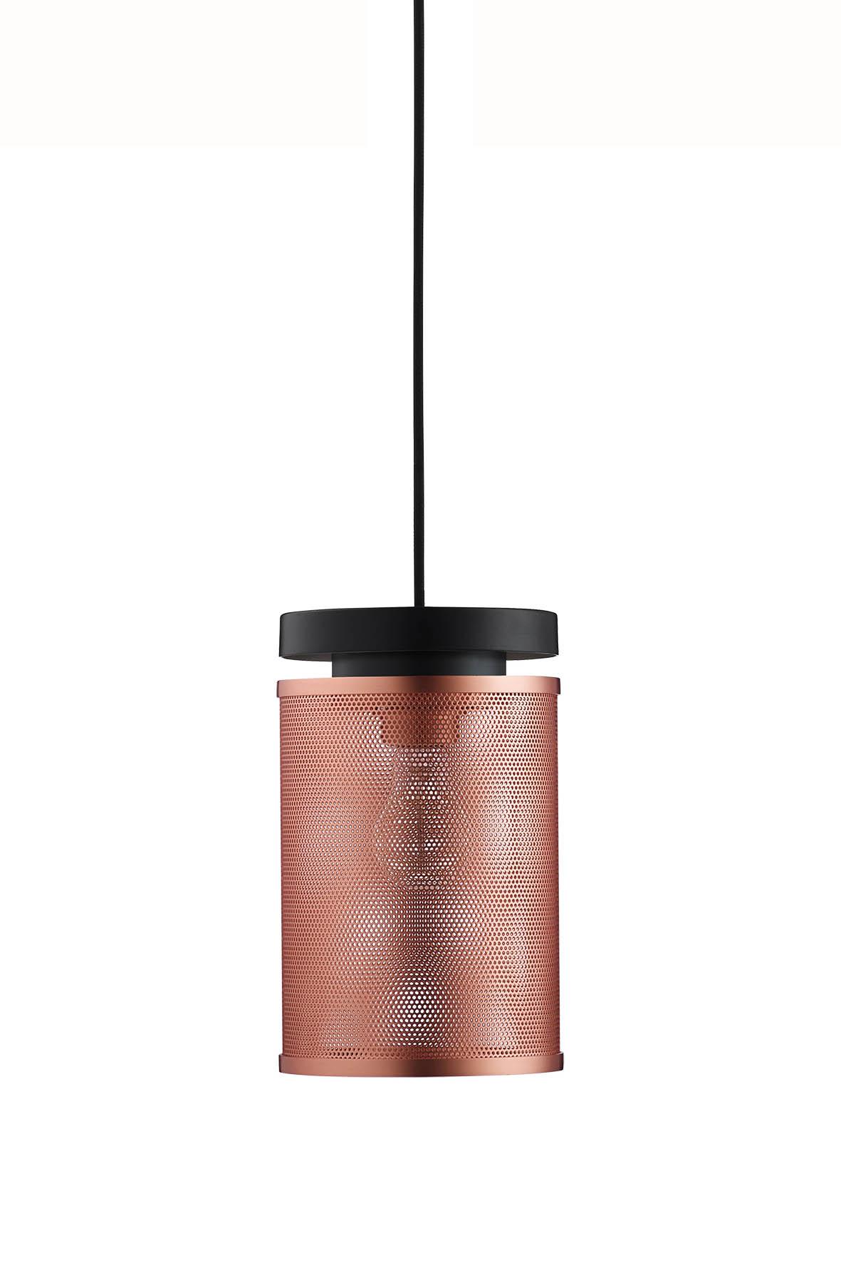 Lustra Casper Copper
