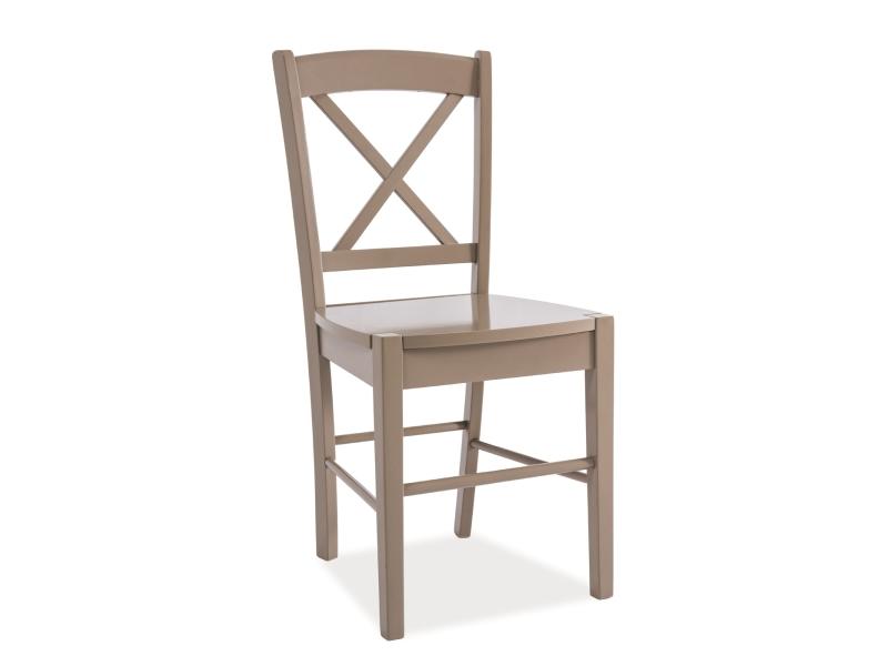 Scaun din lemn CD-56 grej